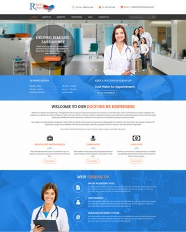 Doctor Srx Dispensing (Responsive)